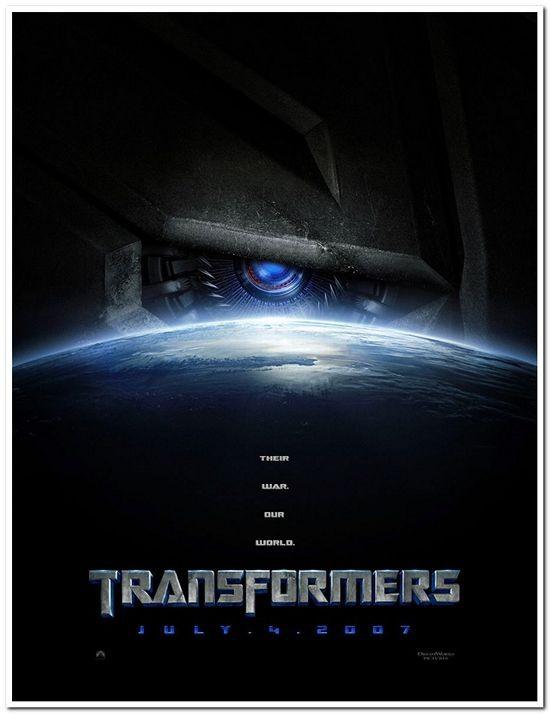 Transformers - Advance A - Teaser of Eye