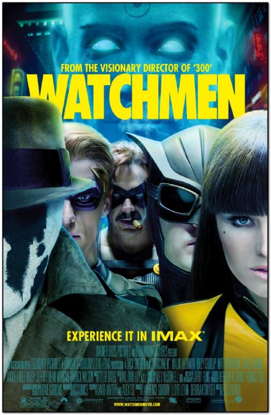 Watchmen - Imax Style - 2009