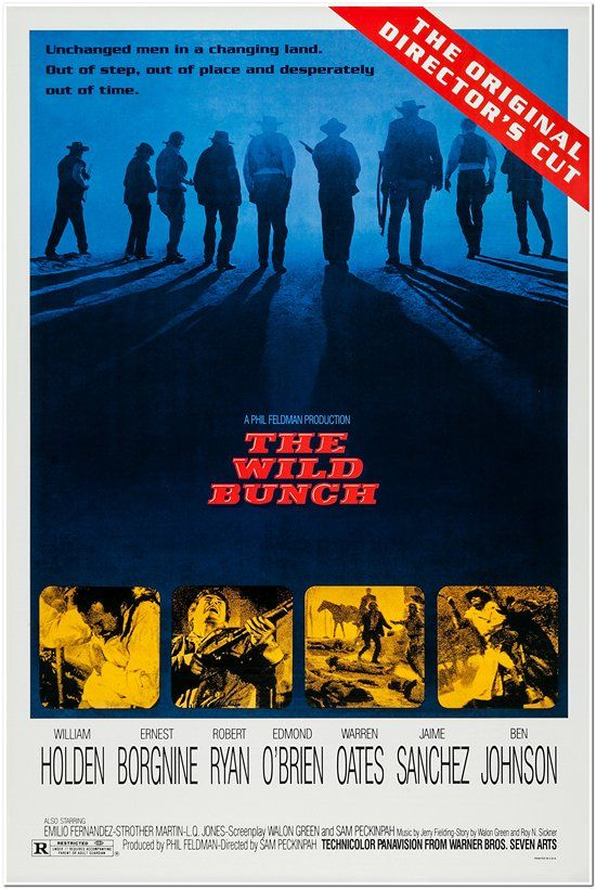Wild Bunch - R1995 - Director's Cut