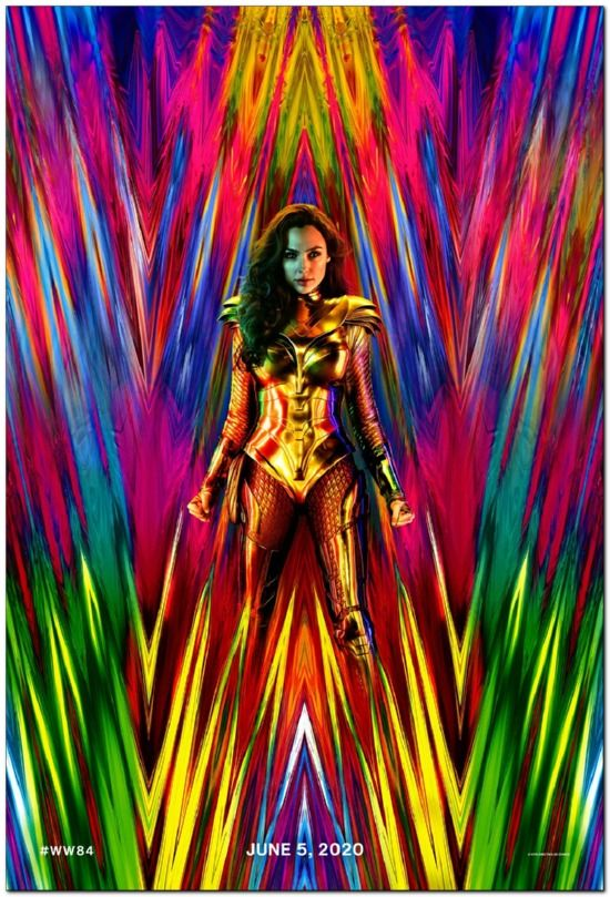 Wonder Woman 1984 - Advance Style A